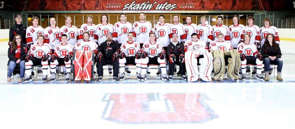 2012 University of Utah Skatin' Utes
