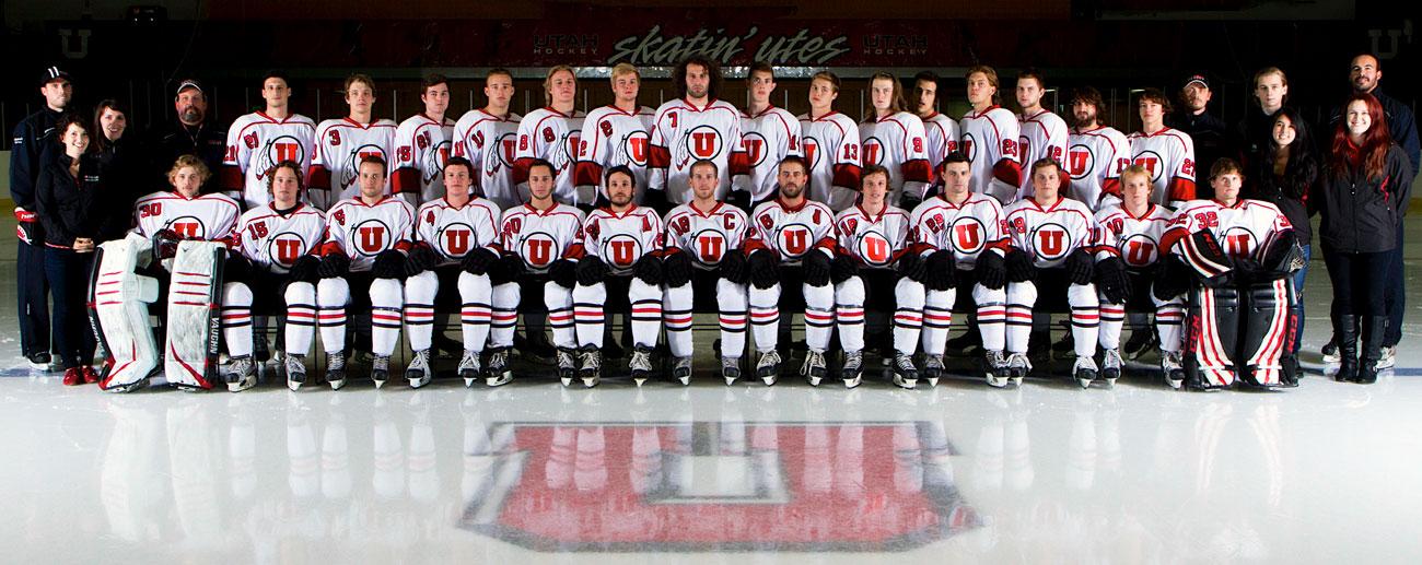 2014-15 University of Utah Hockey
