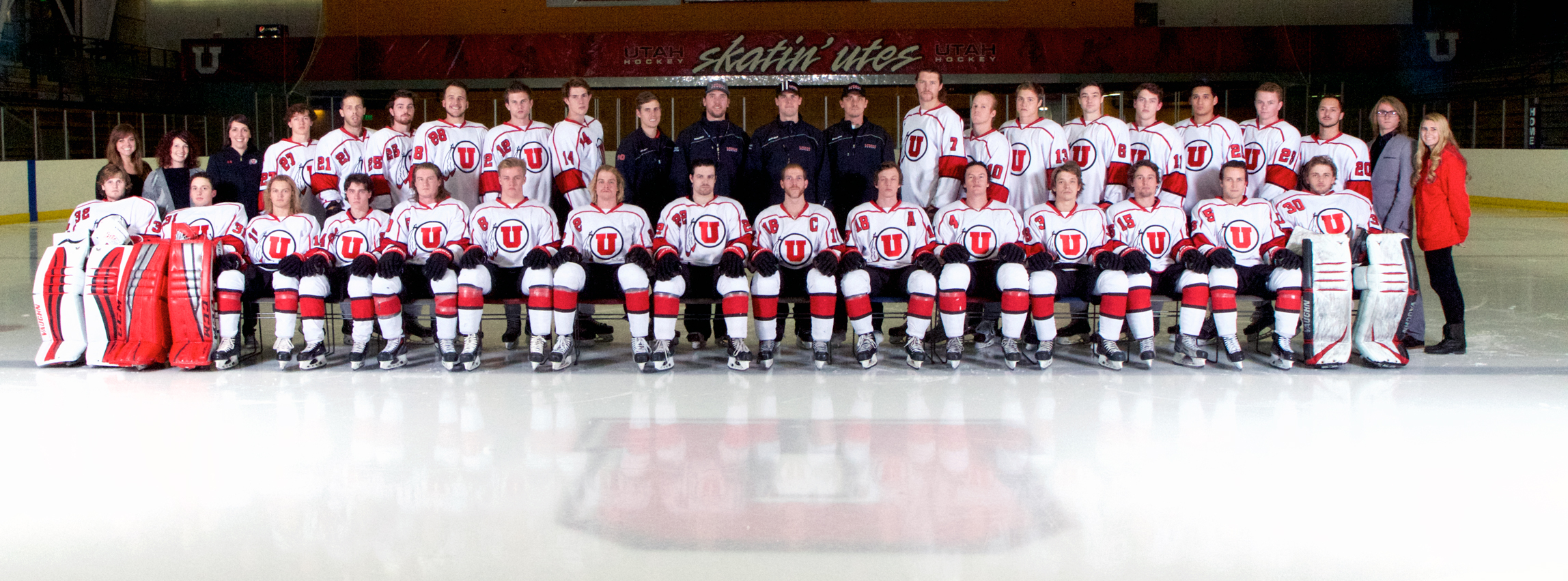 2015-16 University of Utah Hockey