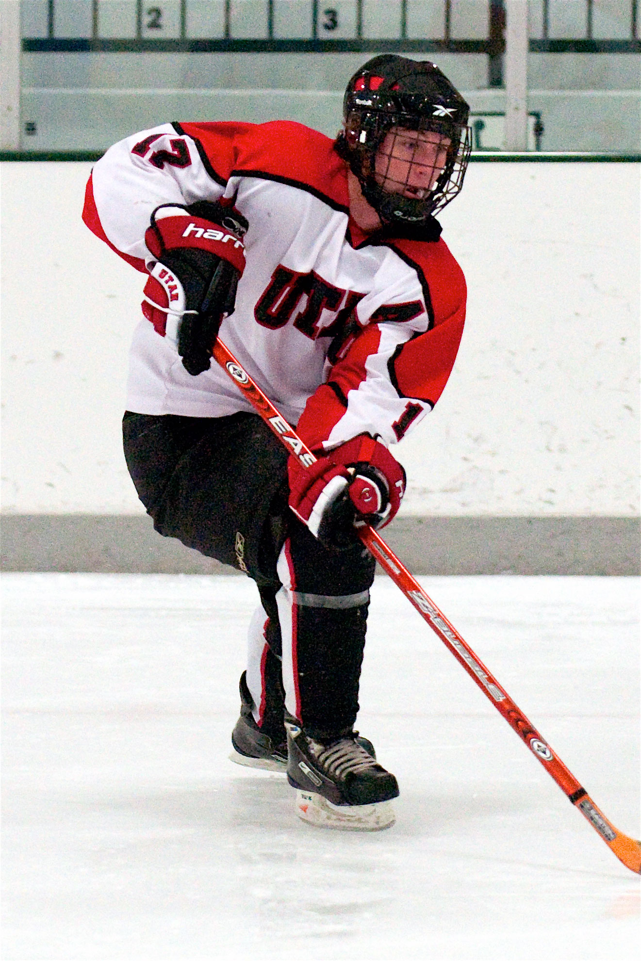 Most Penalty Minutes (Career): Andrew Reed - 303