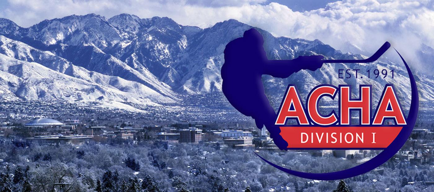 Utah Announces Move to ACHA Division 1
