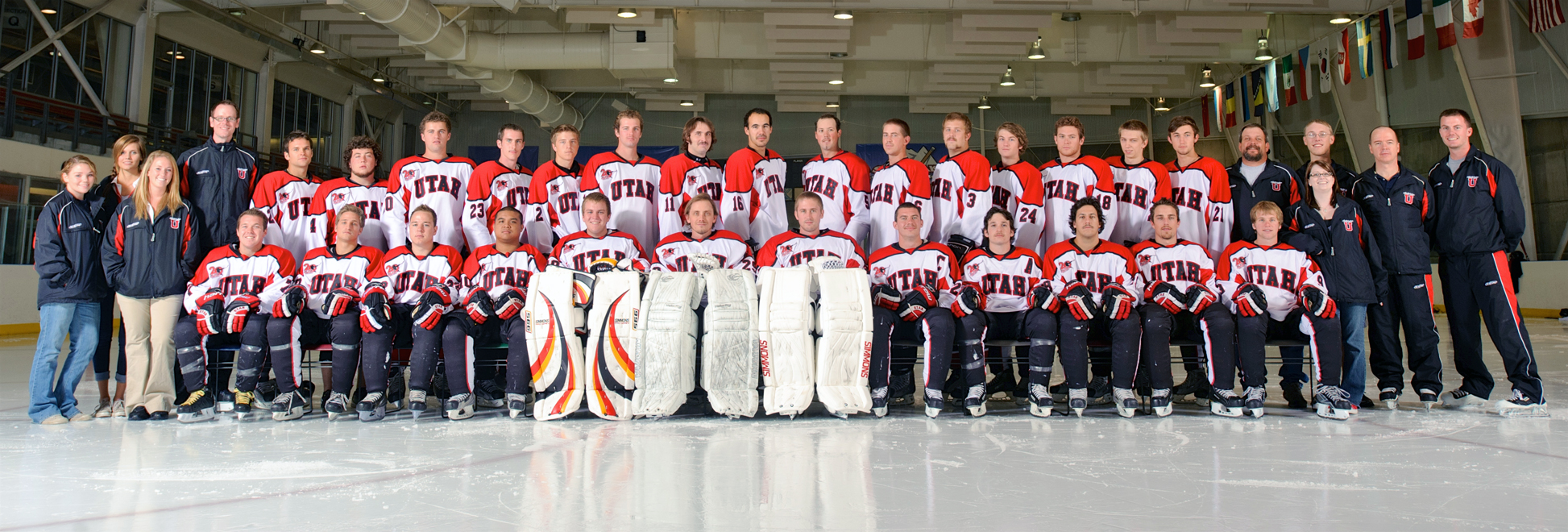 2010-11 University of Utah Hockey