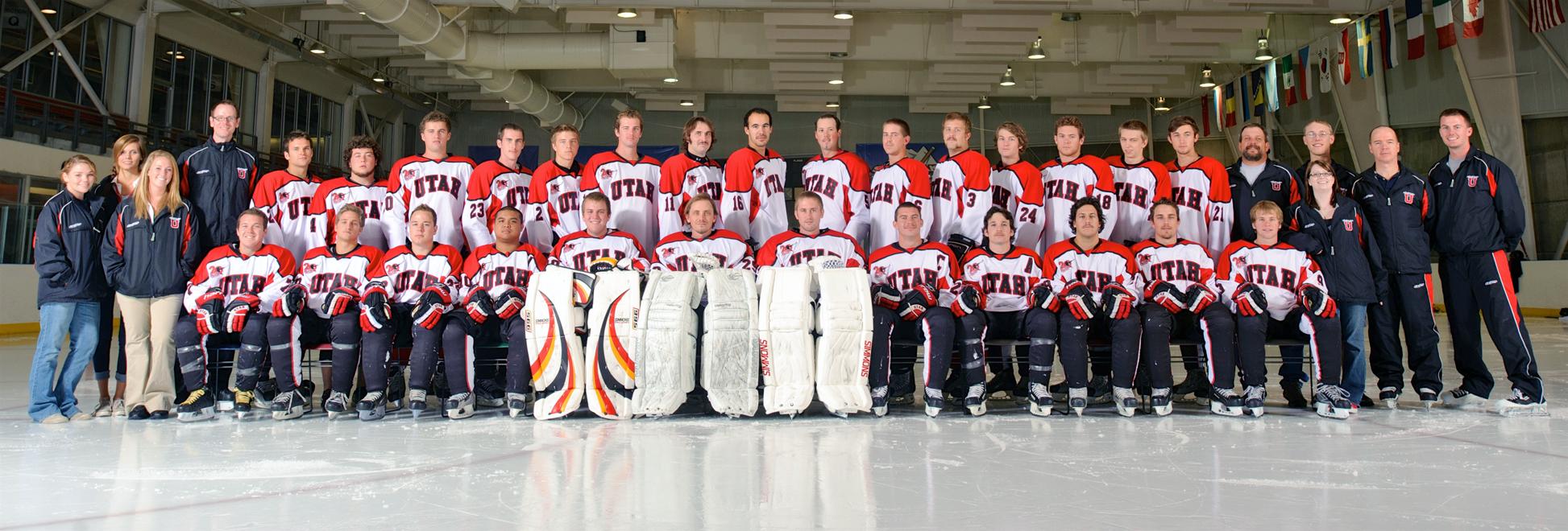 2010-11 University of Utah Hockey