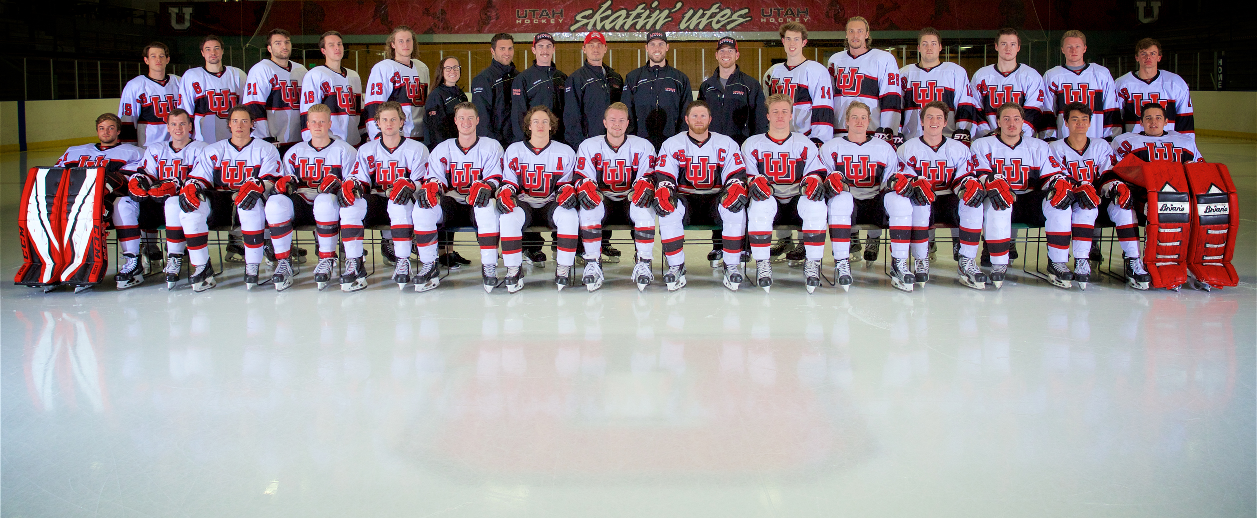2017-18 University of Utah Hockey
