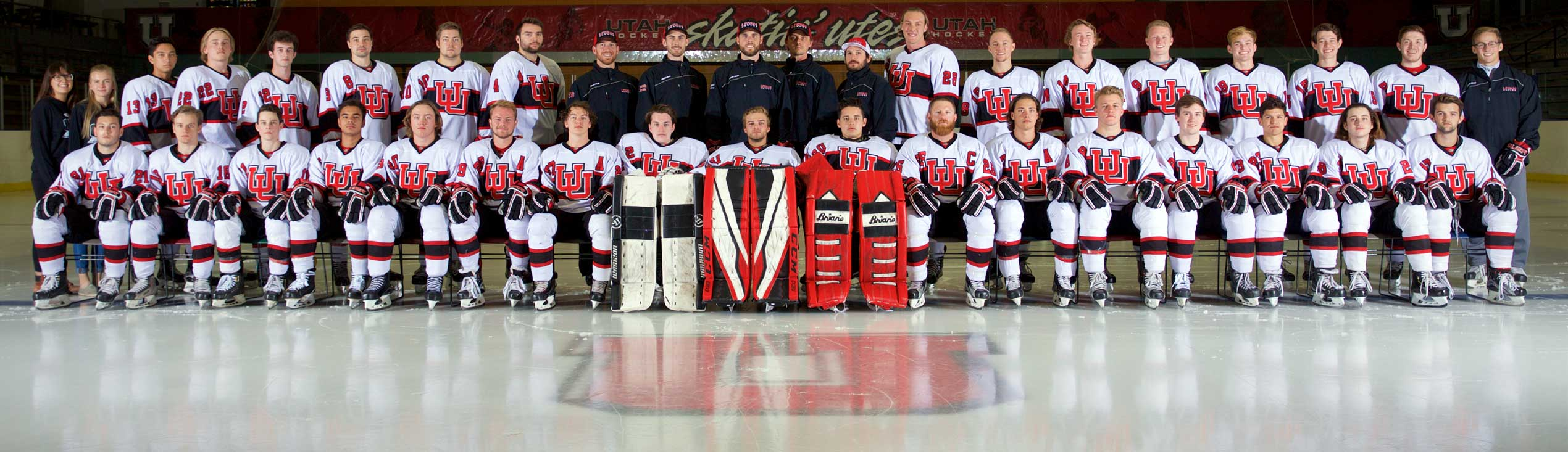 2018-19 University of Utah Hockey