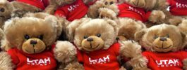 Utah to hold 7th Annual Teddy Bear Toss