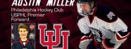 Austin Miller (F) commits to Utah