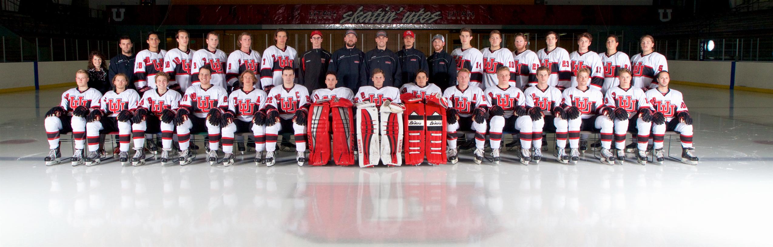 2016-17 University of Utah Hockey